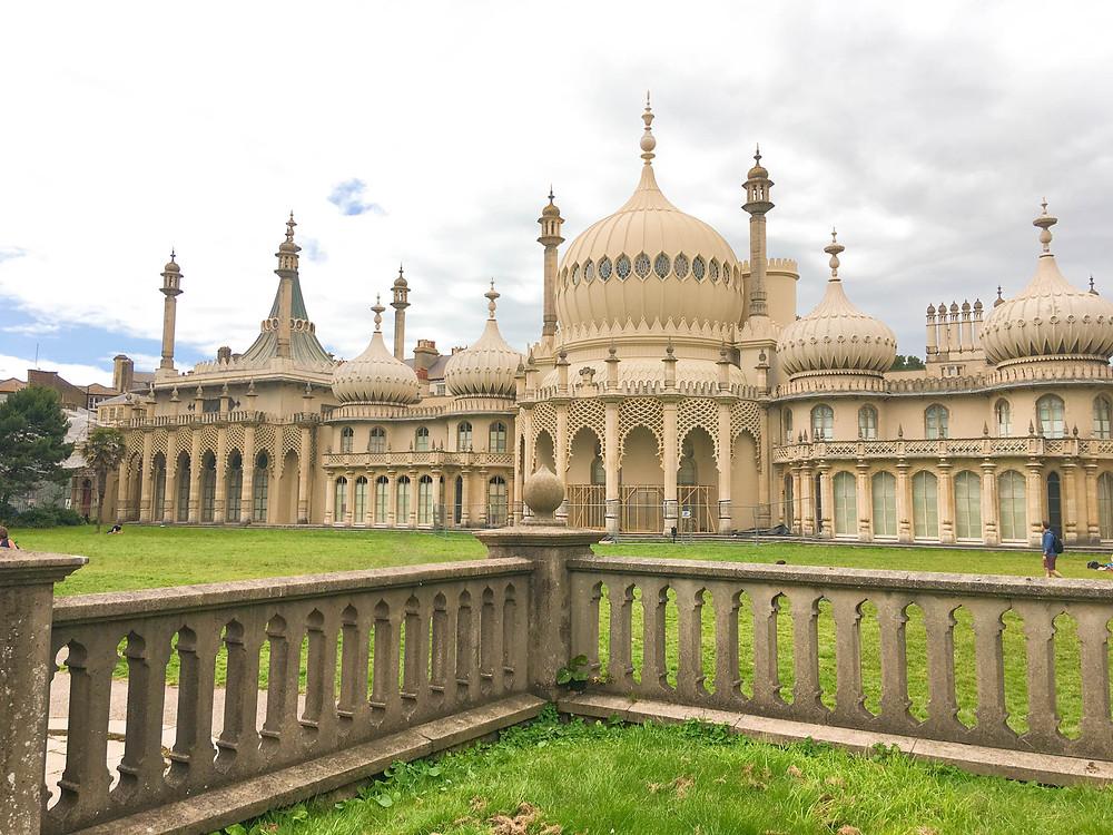 Royal Pavilion & Pavilion Gardens