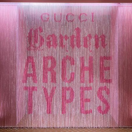 Gucci Garden Archetypes Experience in Hong Kong