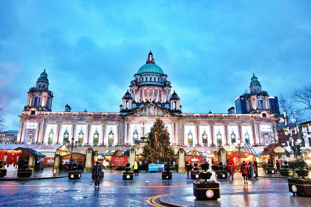 Belfast City Hall, United Kingdom