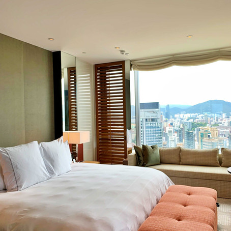 The Ultimate Deluxe Experience in Rosewood Hong Kong
