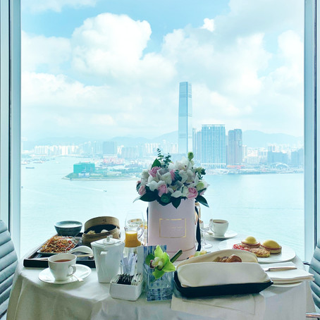 Stay & Dine Staycation at Four Seasons Hotel Hong Kong