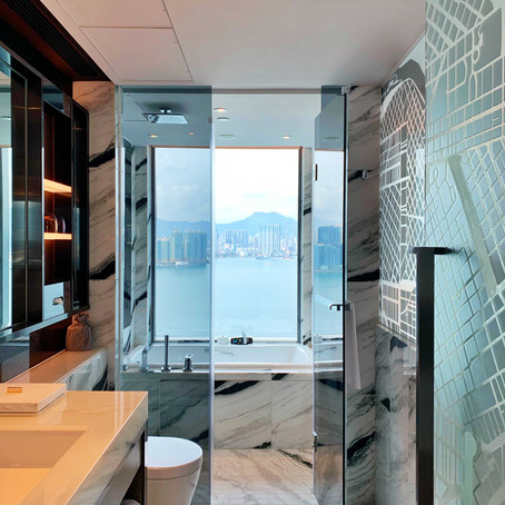 Luxury Hotel Experience at Hyatt Centric Victoria Harbour HK