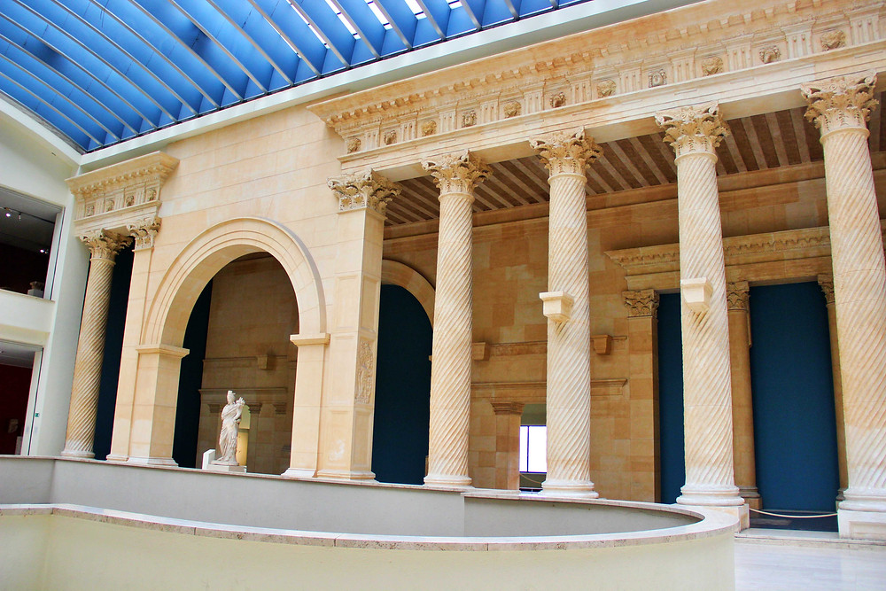 Musée Art & Histoire, Brussels, Belgium