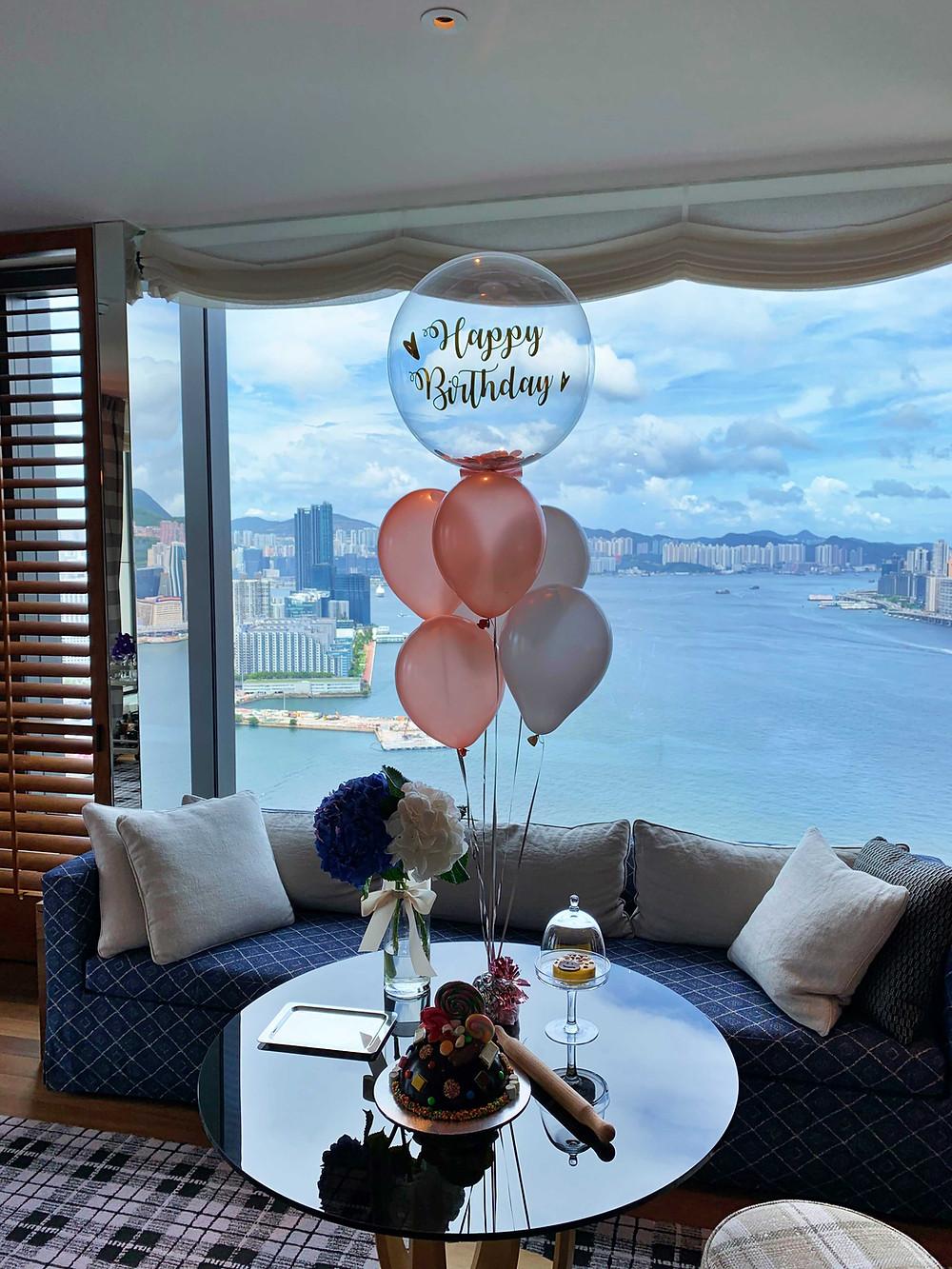 Birthday Party at Rosewood Hong Kong