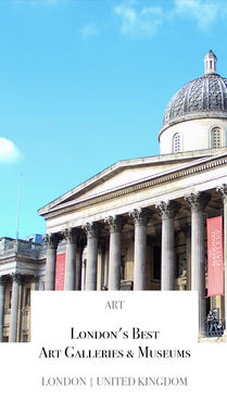 London's best art galleries and museums