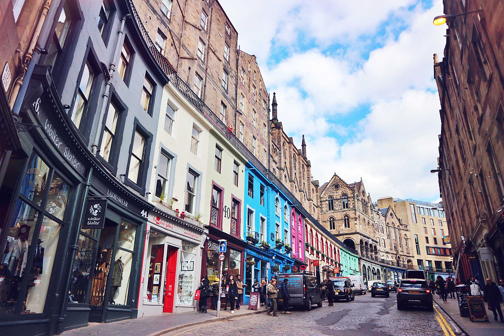 Victoria Street, Edinburgh, United Kingdom