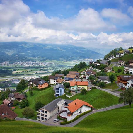 A Good Morning in Triesenberg