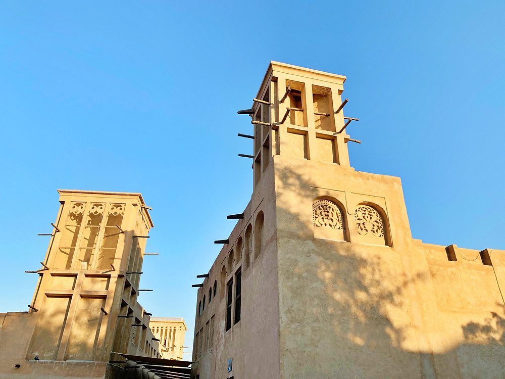 Al Fahidi Historical Neighbourhood, Dubai, United Arab Emirate