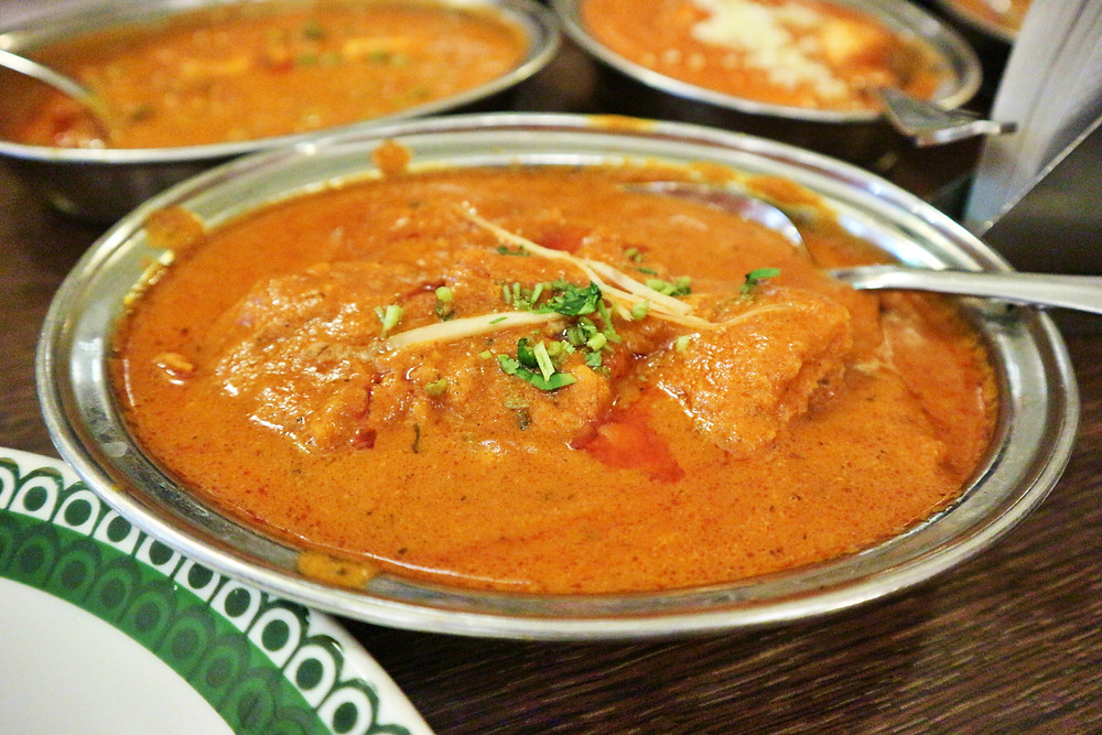 Curry in India