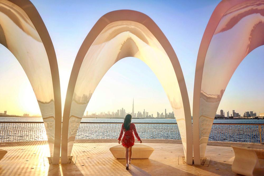 Dubai Creek Harbour, Dubai, United Arab Emirates