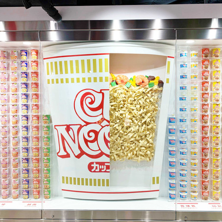 Workshop Fun at Cup Noodles Museum in Hong Kong