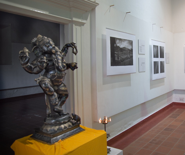 Solo Exhibit - David Hall Gallery, Fort Kochi, India
