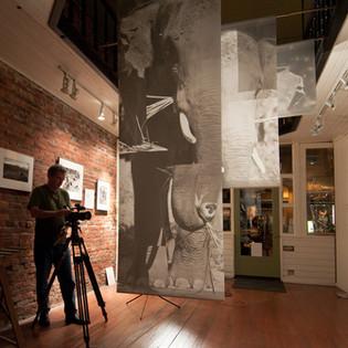 First Exhibit in Victoria, BC