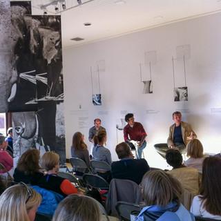 Panel Discussion during Exhibit in Telluride, USA