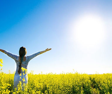 Vitamine geben dem Körper Energie