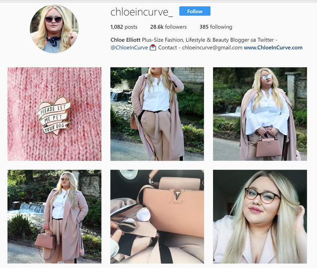 5 of The Fiercest Plus Sized Ladies of Instagram