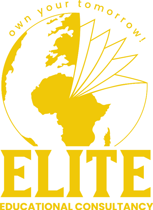 This is the logo fo Elite Eduactional Consultants: Addis Ababa