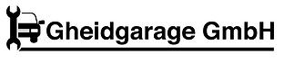 Logo Gheidgarage GmbH
