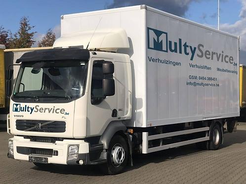 Vrachtwagen 40 m³