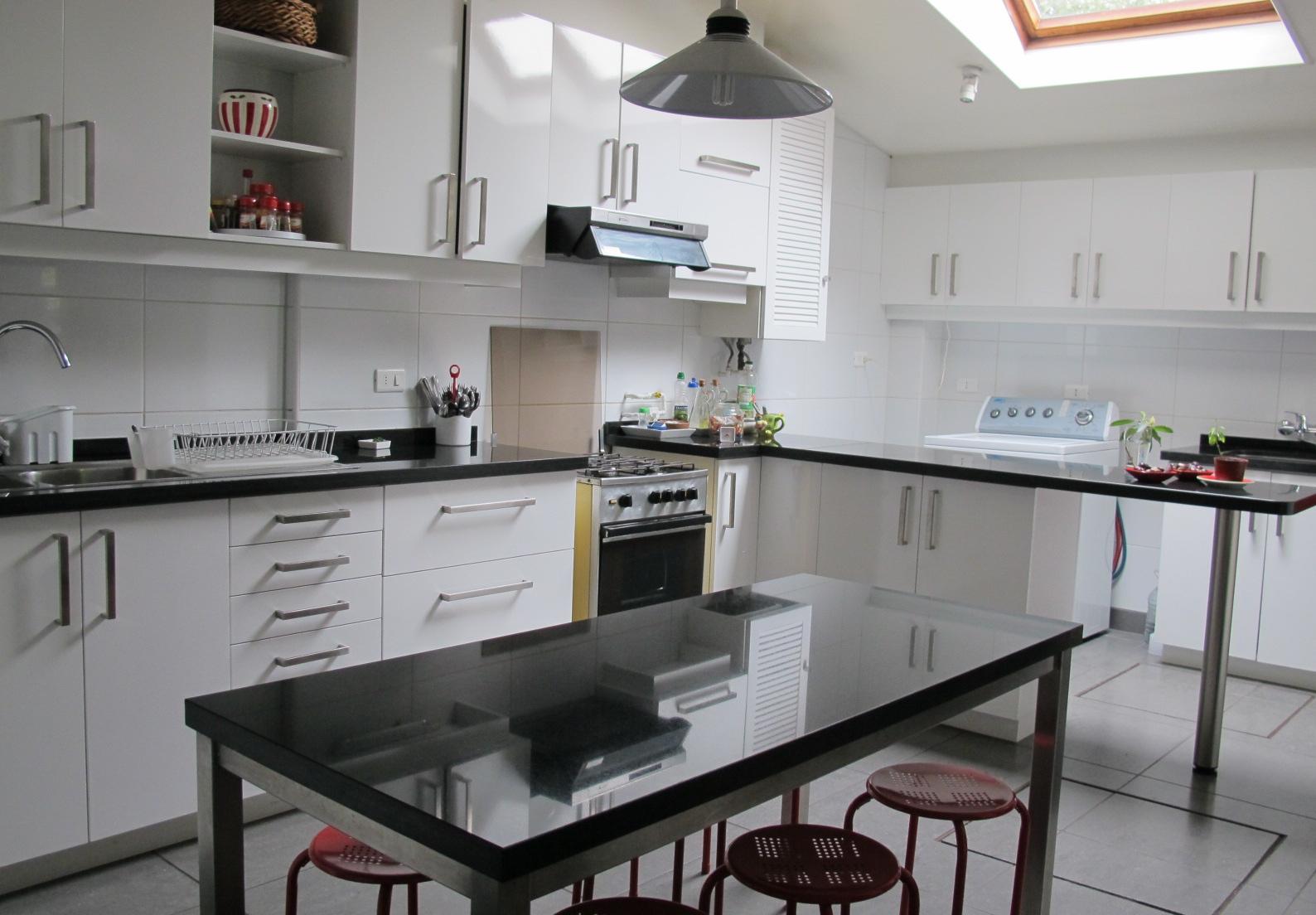 1 Cocina casa Schmidt Gubbins