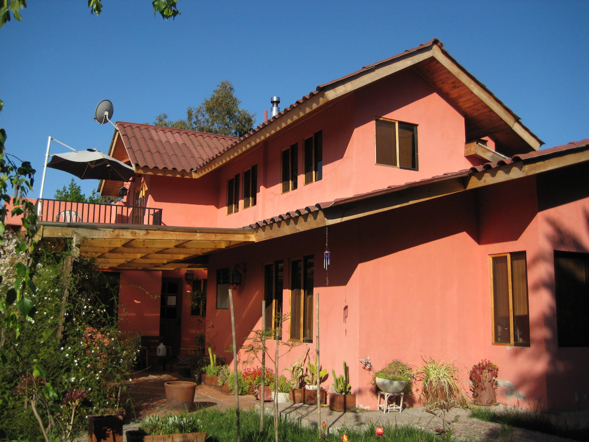 12 casa Bustamante Fontecilla Talagante