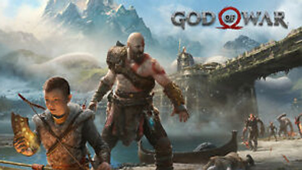 GOD OF WAR - ALTERNATE TRAILER