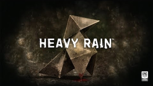 HEAVY RAIN - ALTERNATE TRAILER