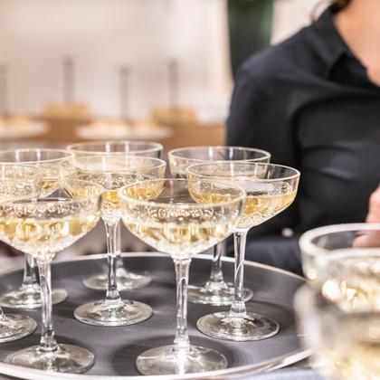 Classy Champagne