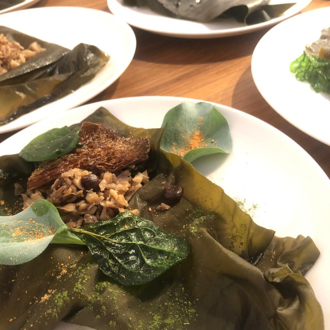 Algen Dish