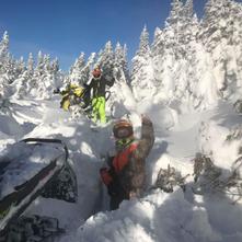 Mont Otish 2018