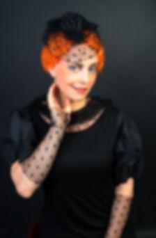 Paula Henke-Quaas als Hexe