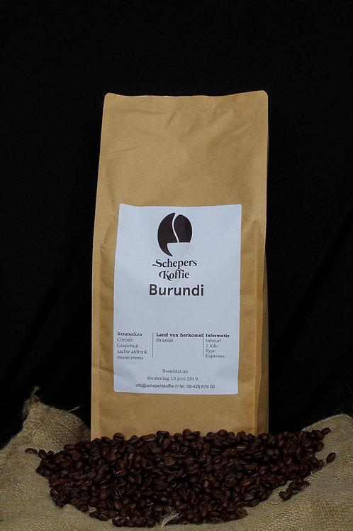 """Schepers koffiebonen """"Burundi"""", 1000 gr."""