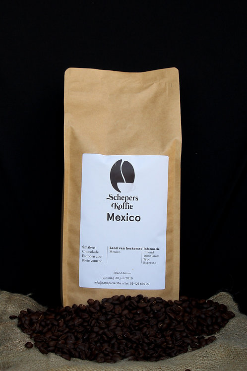 "Schepers koffiebonen ""Mexico"", 1000 gr."