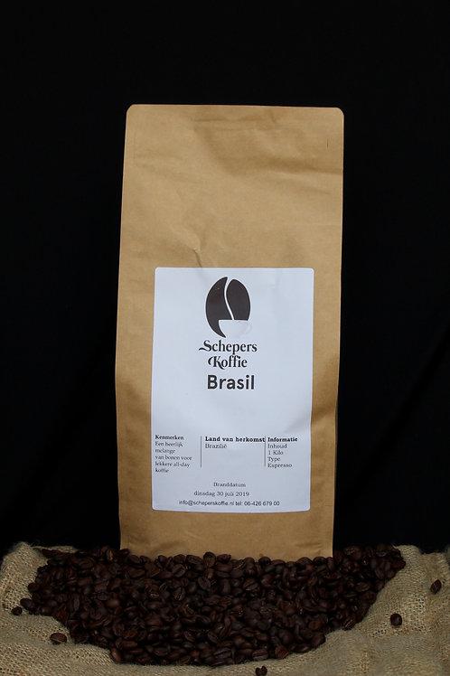 Schepers koffiebonen pakket, 4 x 1000gr.