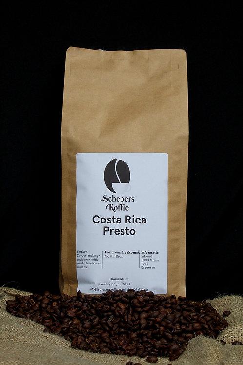 "Schepers koffiebonen ""Costa Rica"", 1000 gr."