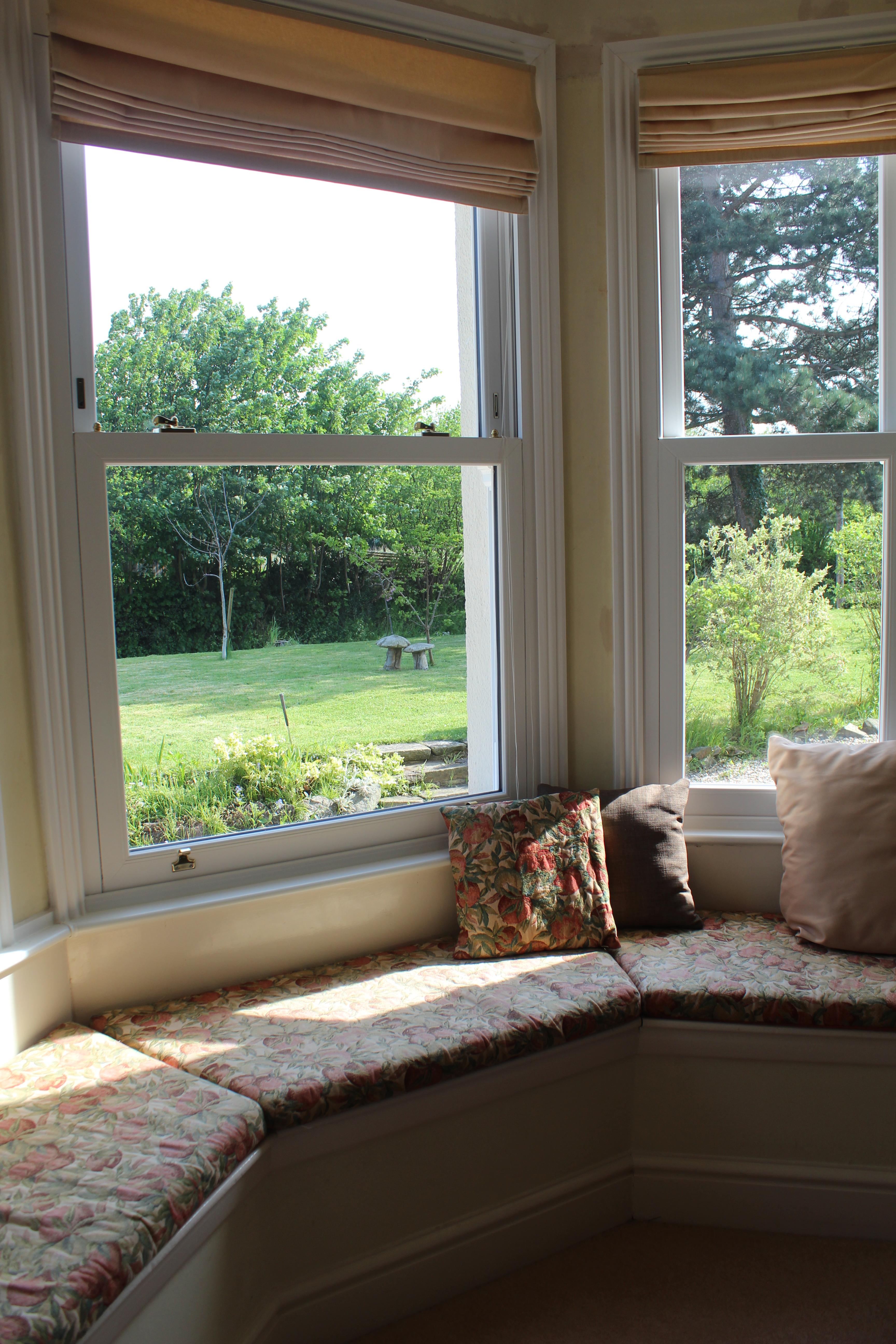Window front