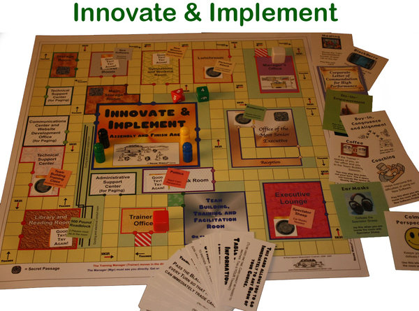 INNOVATE & IMPLEMENT