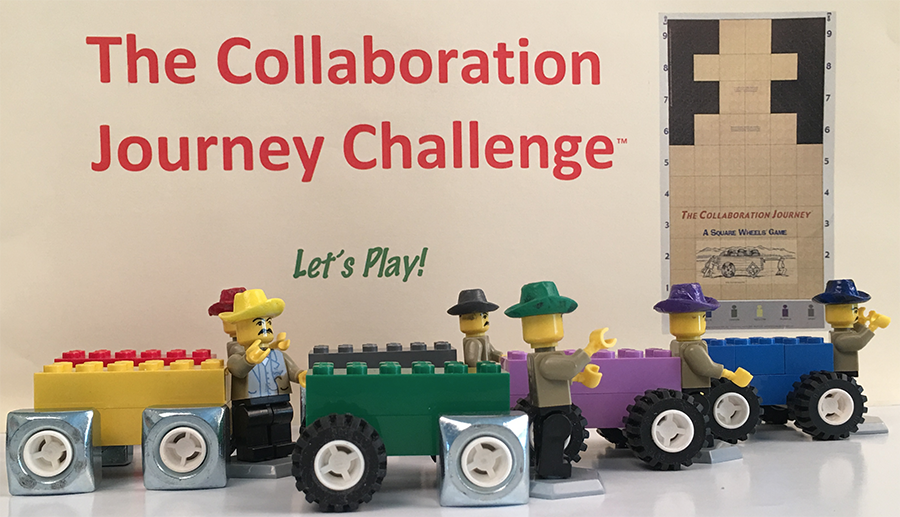 THE COLLABORATION JOURNEY CHALLENGE