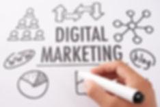 crop-hand-drawing-digital-marketing-plan