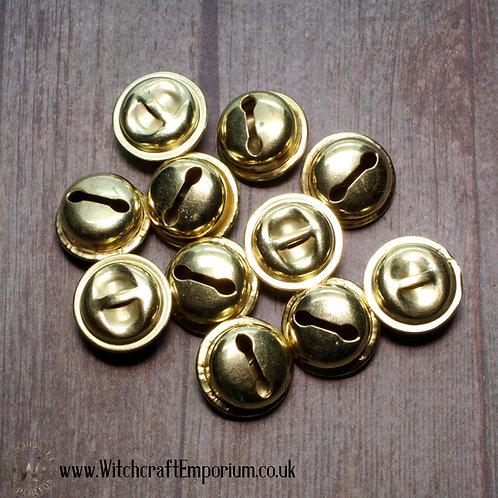 Shamanic Brass Bells