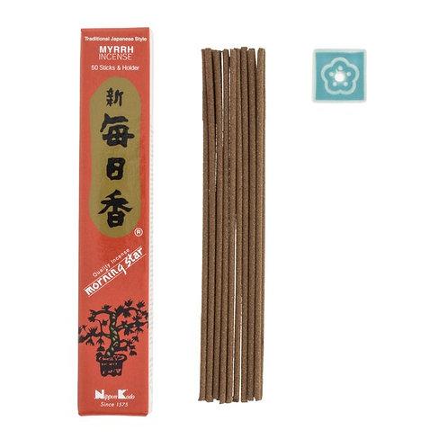 Myrrh Japanese Incense