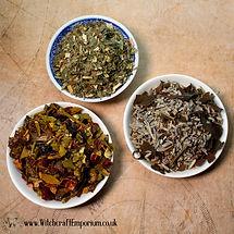 Herbal Spell Mix Blend Magic Magick Paga