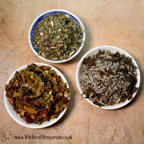 Oracle Blend (Divination) - Herbal Spell Mix