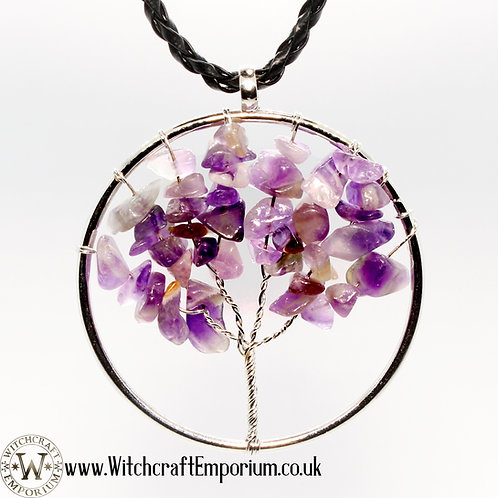 Tree of Life (Amethyst)