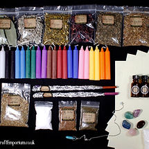 Starter Kit Bundle Magic Magick Pagan Wi