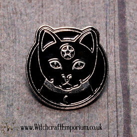WItch WItchcraft Black Cat Spellbook Oui