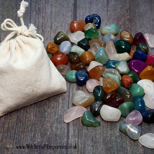 Bag of Crystals