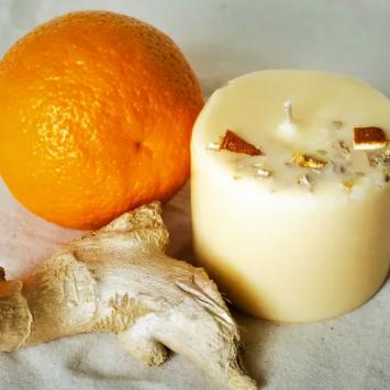 Naked Beauty - Orange & Ginger