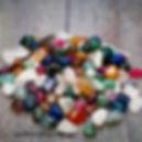 Crystal Stone Healing Reiki Energy Chakr