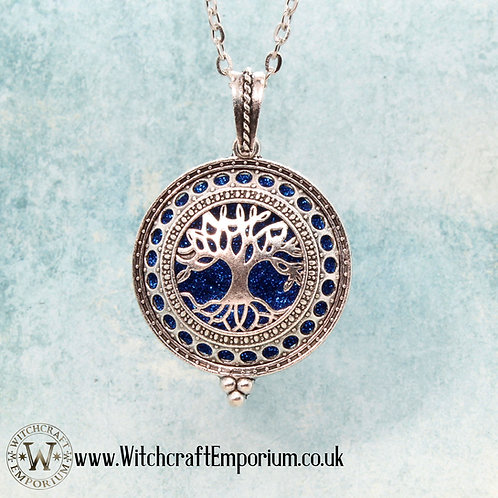 Tree of Life - Aromatherapy Pendant